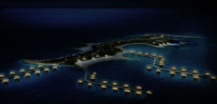 Luxury Nurai Island