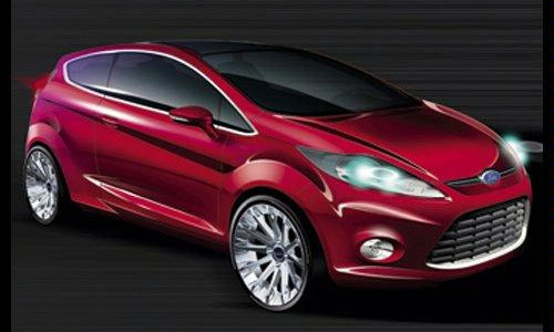 New Ford Fiesta wishes to like women