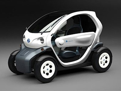 Nissan Presents the Future Eco-car