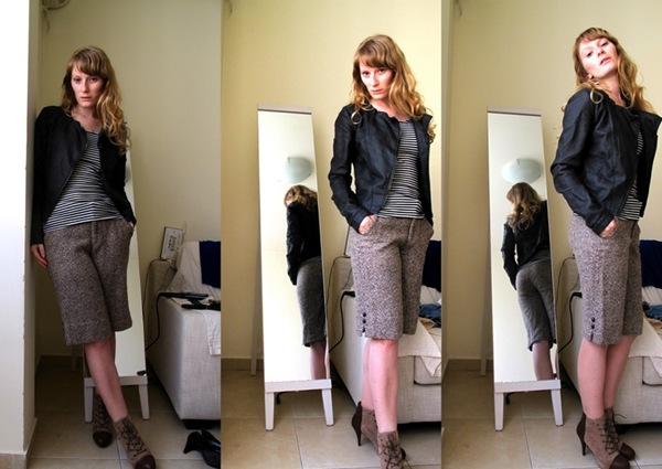 המכנסיים של נוהר