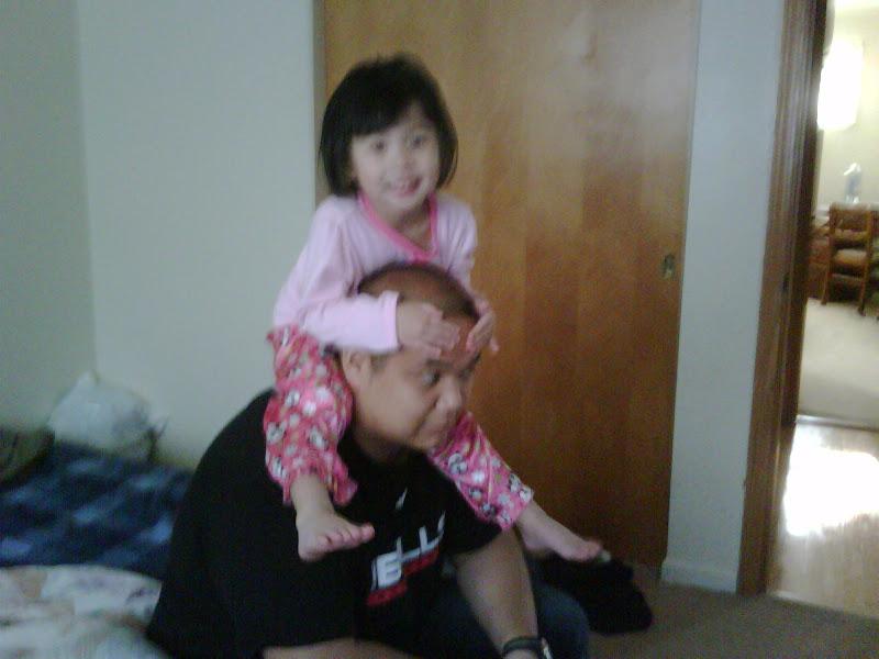 Alyssa and Me