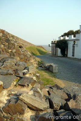 muralla y ciudad