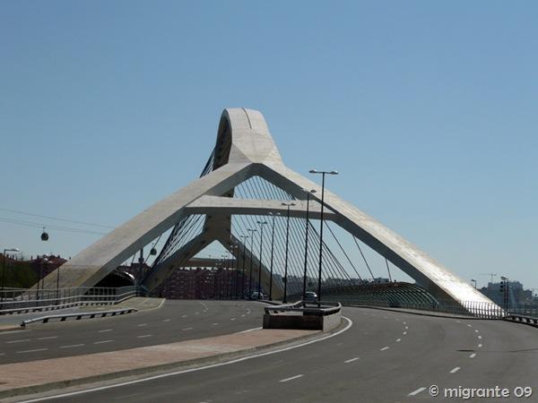 puente del tercer milenio - general