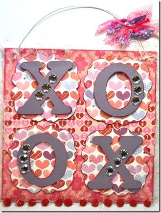 XOXO SIGN 3