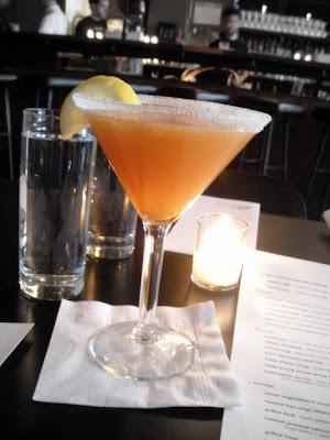 Saucebox, happy hour, cocktails, happy hour food, Portland