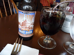 Mt Vernon, Five Farms Root Beer, Mount Vernon, colonial food, Virginia