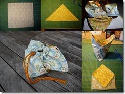Origami Täschchen