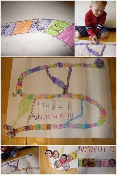 Adventure game