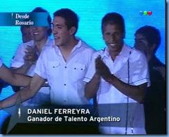 ganador talento arg. 09