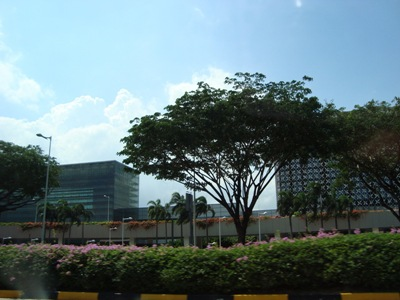 outside changi