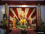 Siddharth Ganesh Utsav Samithi, Feelkhana - 11ft - 2kgs laddu - @ GR8Telangana.com