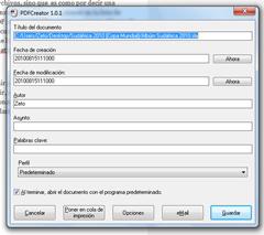 2-soft de hoy; PDFCreator 2