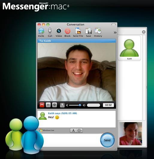 Messenger 8 para Mac