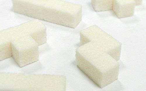 Cubos de azucar GEek