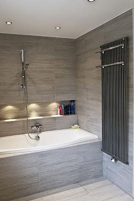 łazienka Zrobiona Na Szaro Wnętrza Forummuratordompl