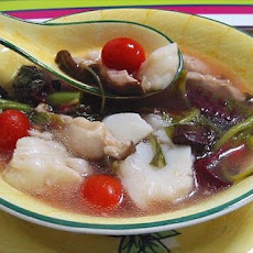'my Thai' Chicken Soup