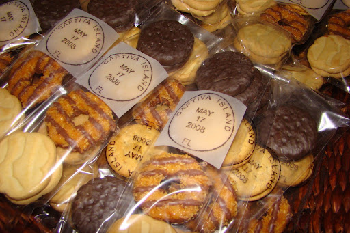 Image result for girl scout cookies favors