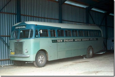 NEW ENGLAND MOTOR CO LISMORE NSW WHITE MO-7390