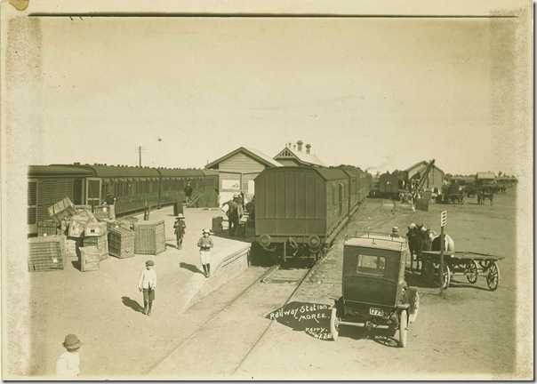 Moree Railway Station Archives Outdoors