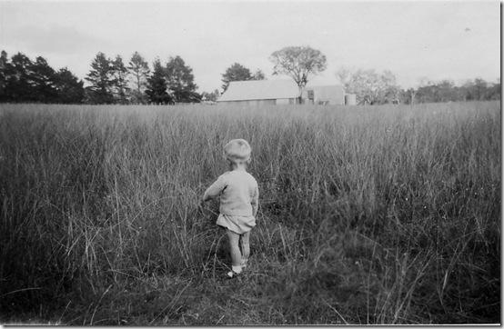 Cousin Jamie Glenroy 1960