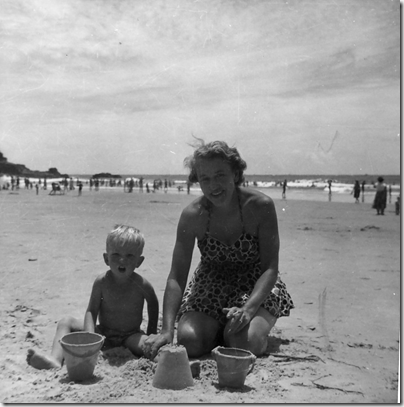 James and Kay, Yamba 1961