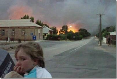 Yorke Peninsular Fires