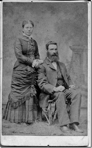 Catherine & Morris c 1882