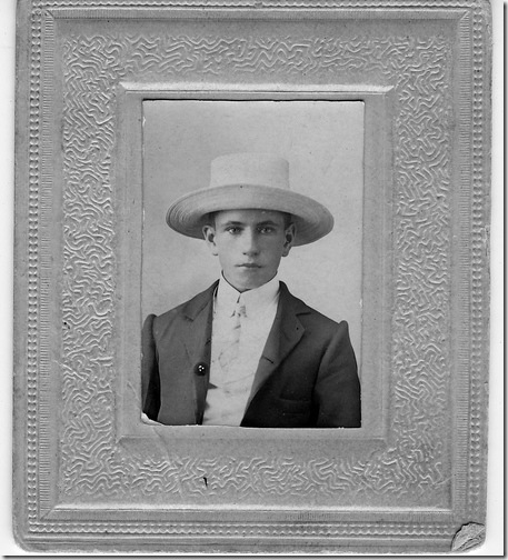 David Drummond 1907