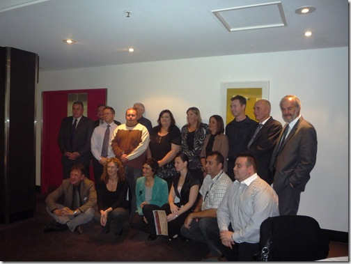 HNSW-AHO Aborginal Mentee Graduation Program 31