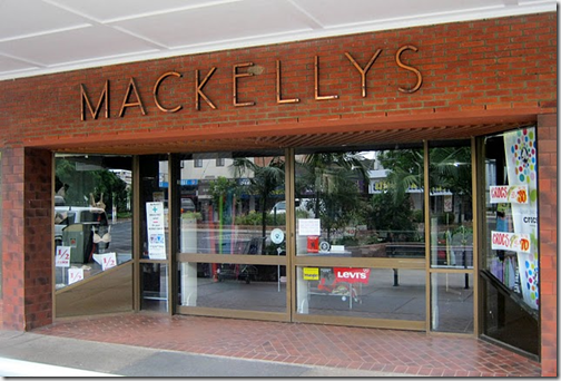 Mackellys closes