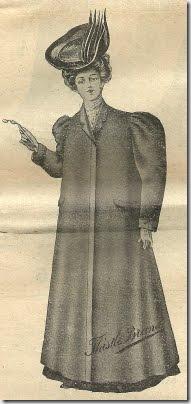 1906 Raincoat