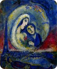 Chagall e o amor