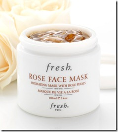 2011.05.04 - Fresh Rose Face Mask
