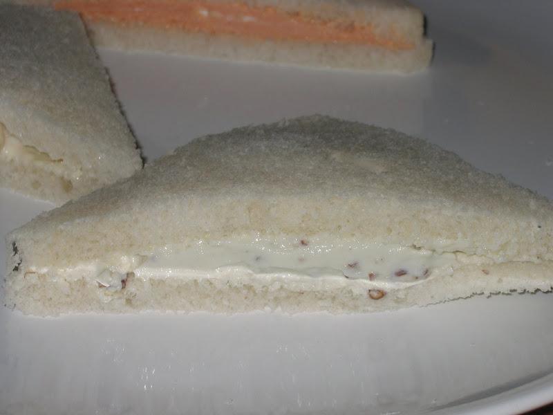 Rellenos para sandwiches de miga.