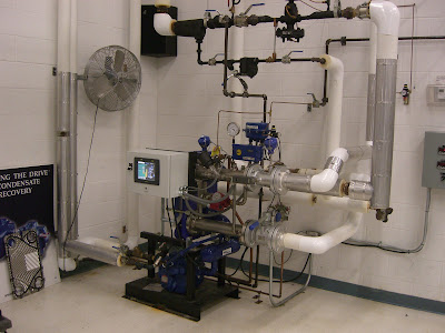 Heat Exchanger Station