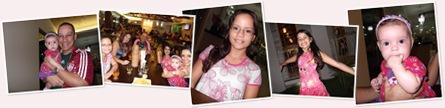 Exibir Aniversário de Rachel e Letícia - 2011