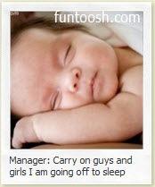 polaroid-baby asleep