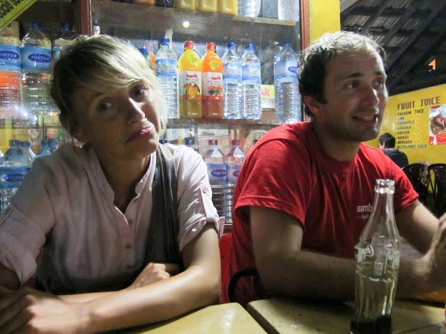 Исцрпљени цимерићи Оливер и Ивана