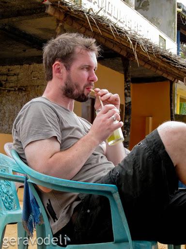 Пије сок ананас не дава ништа