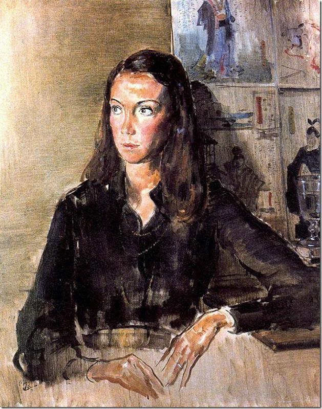 Retrato de Ana Font (1973)