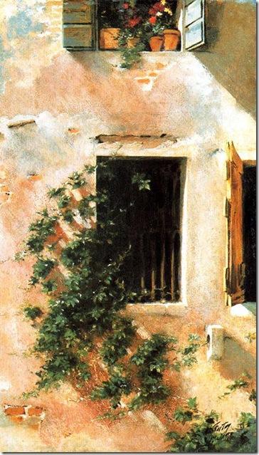 Fortuny - las ventanas