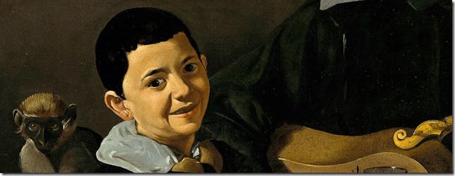 los tres músicos, Velazquez