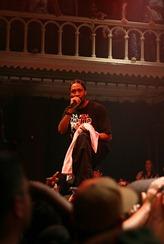 Wu Tang live at Paradiso Amsterdam by cdp-35