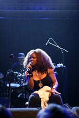 Leela James live at Paradiso by cdp 032