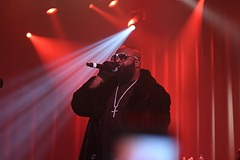 Rick Ross Amsterdam by cdp-5