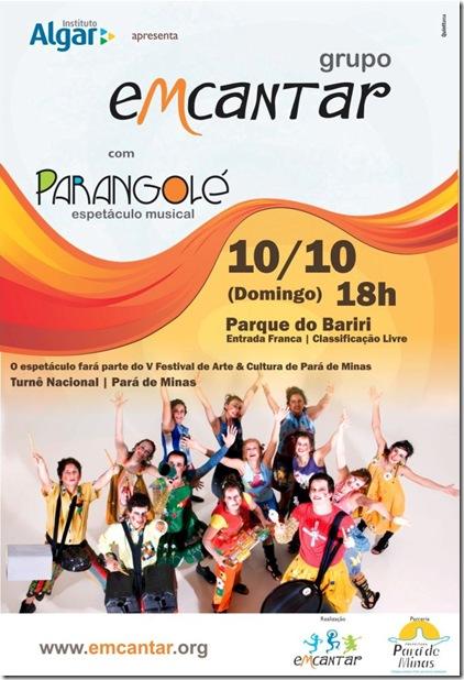 Turnê_Parangolé_EMCANTAR_Pará_de_Minas
