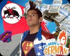 El Man es Germán capitulo 10 Segunda Temporada