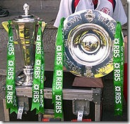 6 Nations Trophy and Grand Slam