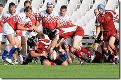2009.04.25 Latvia v Croatia