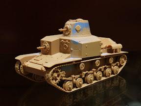 九二式重装甲車 Type 92 heavy armored car